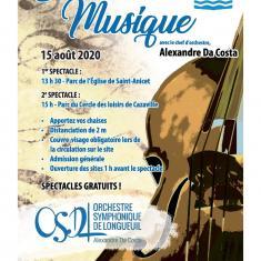 Affiche Orchestre Sympho St Anicet 8 5X14 Bleed 3