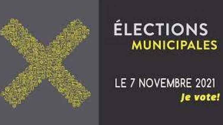 Le 7 Novembre Je Vote